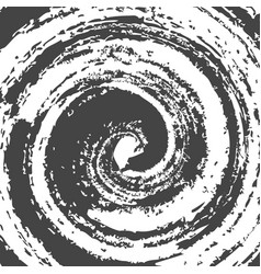 spiral blots abstract swirl tornado form swirl vector image