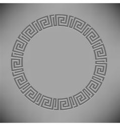 Greek Ornamenal Frame vector