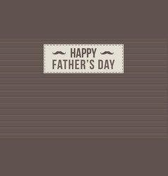 Happy father day background collection stock vector