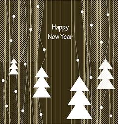 Happy new year 3123 vector