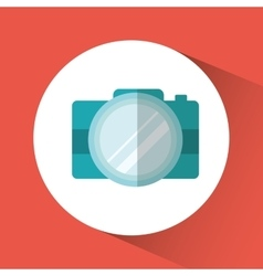 Camera device gadget design vector