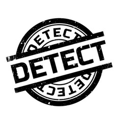 Detect rubber stamp vector