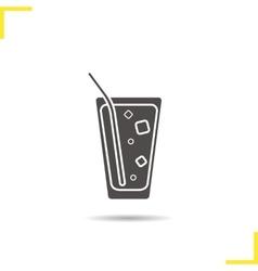 Lemonade icon vector
