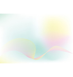 Sweet color filter abstract for background vector