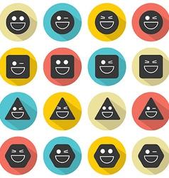 Temper Face Icon vector
