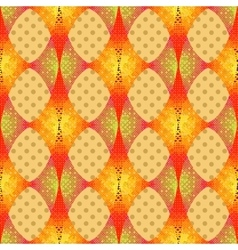 Abstract Halftone Design rhombus Elements pattern vector