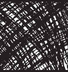abstract scribble scratched pattern crossing vector image