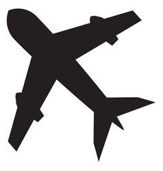 Aeroplane image vector