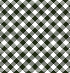 Plaid checkered tartan vector image