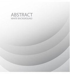White abstract background circle vector