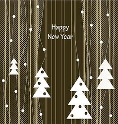happy new year 6123 vector image vector image