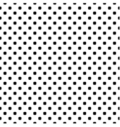 monochrome seamless texture octagons vector image