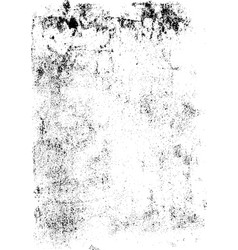 Old grunge texture template vector