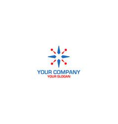 employee benefit logo design vector image