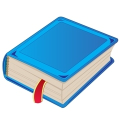 One book vector