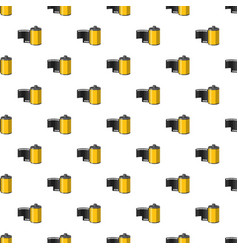 Photographic film pattern vector