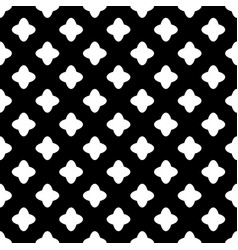 cross geometric seamless pattern 1002 vector image