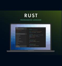 Rust programming language vector