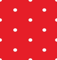 White dots vector image