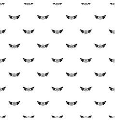 avia adventure pattern seamless vector image