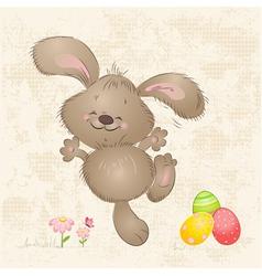 aester rabbit2 vector image vector image