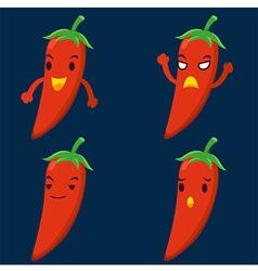 spicyCute vector image