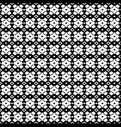 ornamental geometric seamless texture vector image