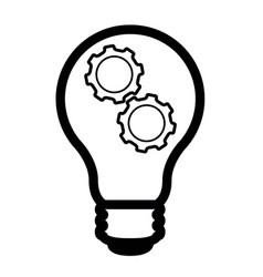 idea concept icon vector image
