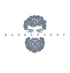 Concept barbershop vector