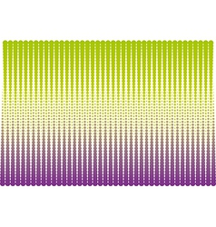 Green and violet halftone vector