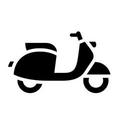 Transport on road vector