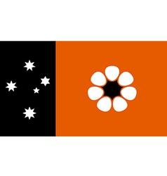 Australian Northern Territory vector
