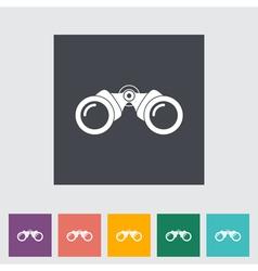 binocularis vector image