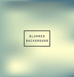 Blurred abstract gradient background sky vector image