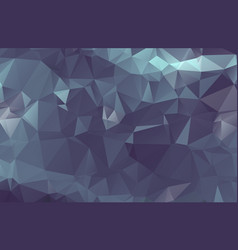 dark silver gray blurry triangle background vector image