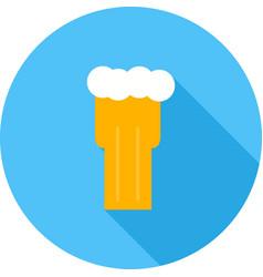 Pint of beer ii vector
