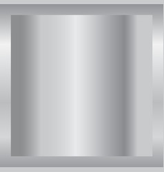 silver gradient background design texture vector image