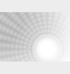 Abstract shiny grey tech background vector
