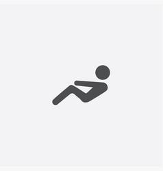 to do abs icon vector image