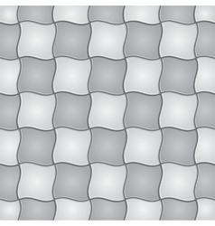 Tile geometric seamless pattern vector image vector image