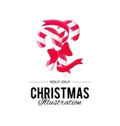 Merry Christmas background art vector