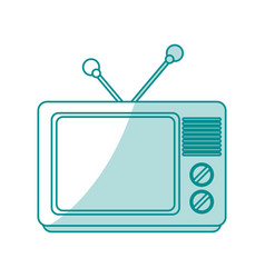 tv vector image