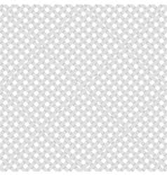 White paper lattice abstract seamless Monochrome vector image vector image