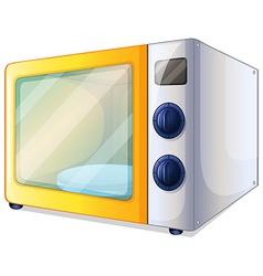 A microwave vector