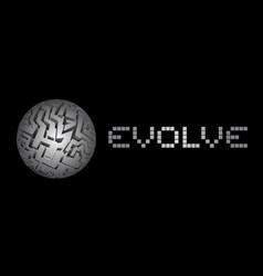 Card evolve vector