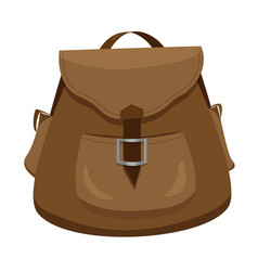 backpack-1-2 vector image