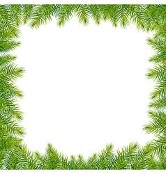 Christmas Green Framework vector
