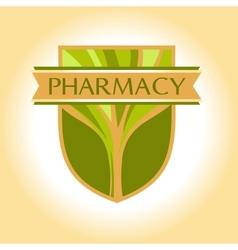 Medical pharmacy logo design template Editable vector