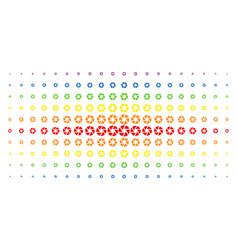 shutter spectral halftone matrix vector image