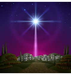 Bethlehem vector